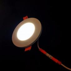 1618R-18W-6000K Светильник круглый LED встраиваемый