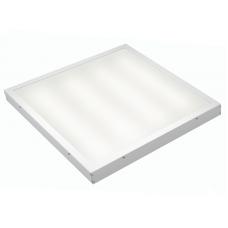 Светодиодный светильник серии Офис Ip 54 накладной СПО (0992)