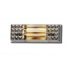722640 (MB000003-4) Бра LIMPIO 6х20W G4 хром/прозрачный (в комплекте)