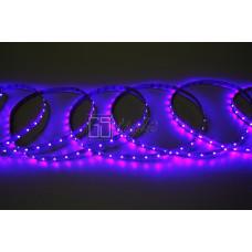 Открытая светодиодная лента SMD 3528 60LED/m IP33 12V Purple